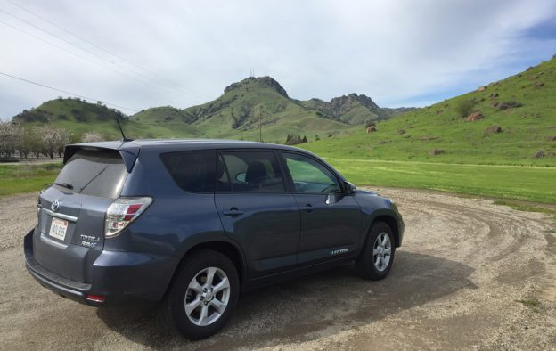 50 000 Miles In The 2017 Rav4 Ev November 2016