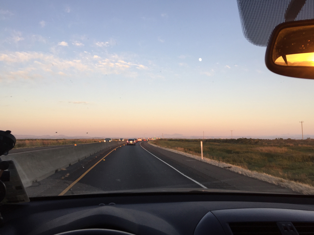 The last leg on our way home as we venture back into the Central Valley.